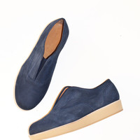 Reality Studio, Victor Shoes, Navy