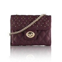 Python Skin Print Purse  from Hallomall
