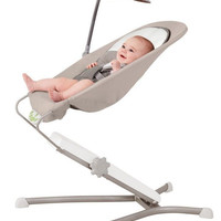 Skip Hop Uplift Multi-Level Classic Baby Bouncer Gray NEW