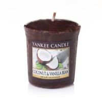 Yankee Candle® Samplers® Coconut & Vanilla™ Bean Votive Candle