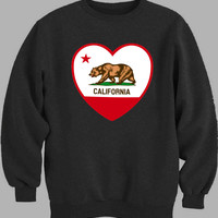 California Republic Sweater for Mens Sweater and Womens Sweater ***