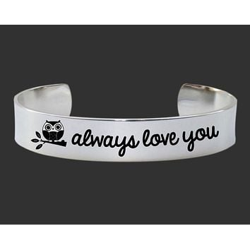 Owl Always Love You Bracelet