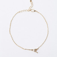 Paris Bracelet in Gold - Urban Outfitters