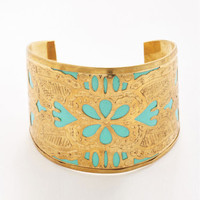 Nautical Lookin' for Some Haute Cuff Bracelet by ModCloth
