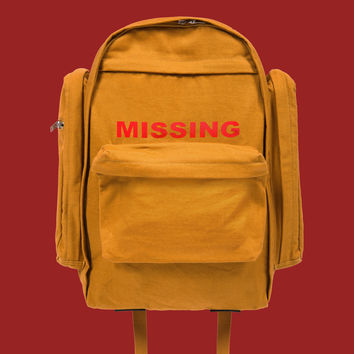 Missing Backpack