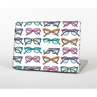 The Various Colorful Vector Glasses Skin for the Apple MacBook Air 13""