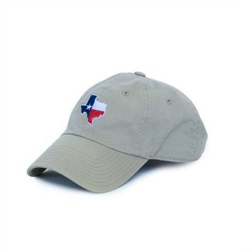 TX Traditional Hat in Khaki by State Traditions