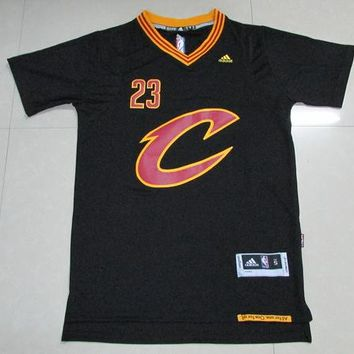 Cleveland Cavaliers #23 LeBron James Basketball Jerseys Swingman T-shirt