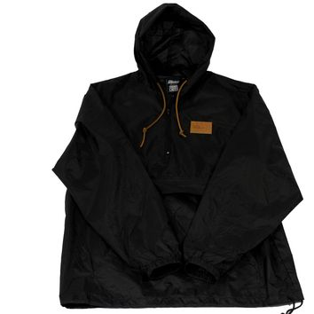 Black Tacoma Half Zip