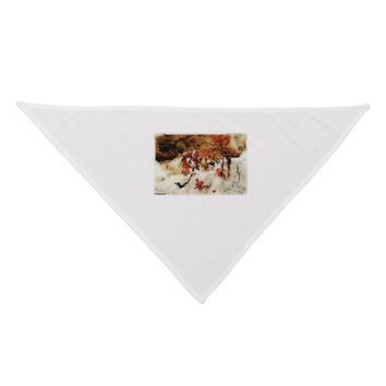CO Painted Mines Watercolor Dog Bandana 26