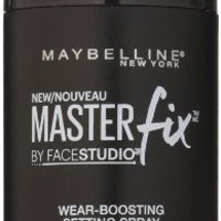 Maybelline New York Facestudio Master Fix Setting Spray, 3.4 Fluid Ounce