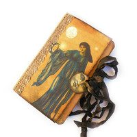 Goddess Journal - Grimoire - Moon Goddess Diary