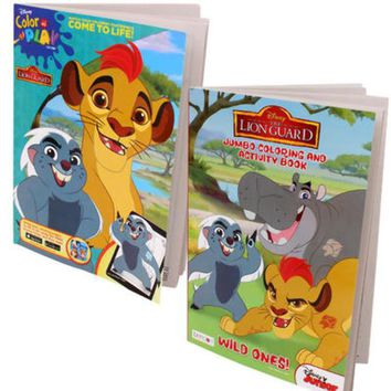 Disney The Lion Guard Coloring Book - 96 Pages - CASE OF 72