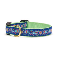 Up Country Paisley Dog Collar