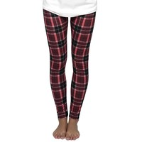 Simply Southern Camper Leggings Plaid