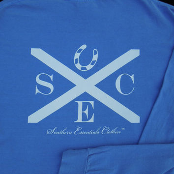 Southern Essentials Clothier AL Strong White X  -   Long Sleeve