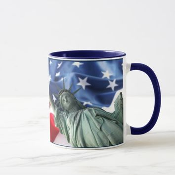 Stars and Stripes Mug
