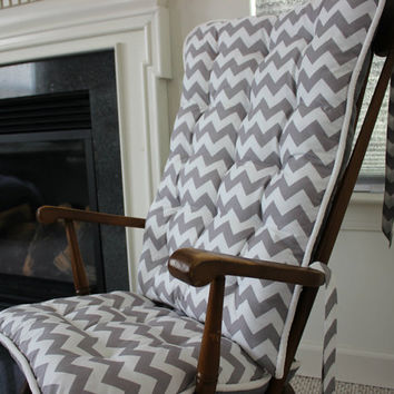Custom Rocking Chair Cushions