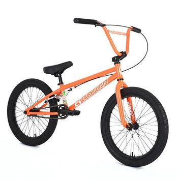Eastern Cobra Orange Complete BMX Bike