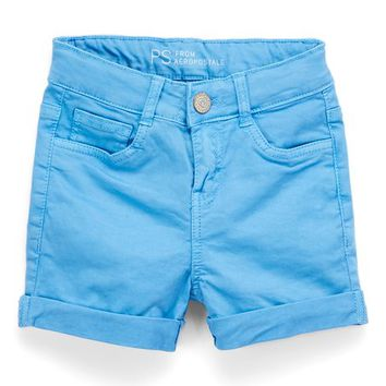 p.s. from Aéropostale Blue Shorts - Girls