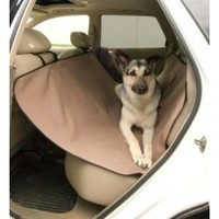 K H Pet Car Seat Saver Tan for Dogs