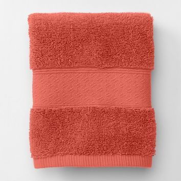 Chaps Home Stone Harbor Turkish Cotton Washcloth