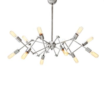 Nickel Chandelier | Eichholtz Spider