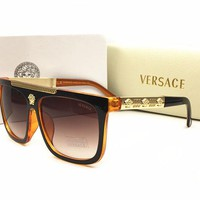 Versace Women Fashion Popular Shades Eyeglasses Glasses Sunglasses [2974244397]