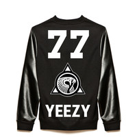 KANYE WEST 77 YEEZY Sweat-shirt | BBP Official Web Store| New Collection Saison 2014