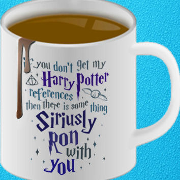 If You Don't Get My Harry Potter, Vintage Mug, Coffee Mug, Tea Mug, Mug for Gift,mug coffee, mug tea, size 8,2 x 9,5 cm heppy coffee.