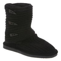 Bearpaw Knit Tall Boot - Girls'