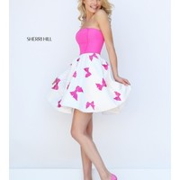 Sherri Hill 50230 Prom Dress