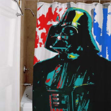 Darth Vader, special custom, shower curtains, available size, amazing gift