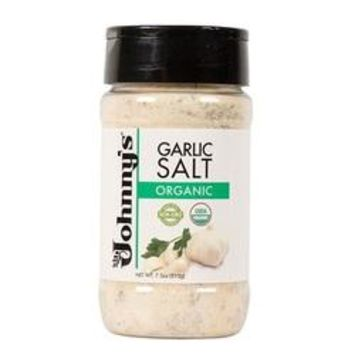 Johnny's Garlic Salt (6x7.5 OZ)