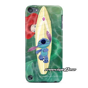 The Little Mermaid and Stich iPod Case Cover Series