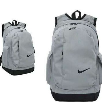 """Nike"" Trending Fashion Sport Laptop Bag Shoulder School Bag Backpack G-A-HRWM"