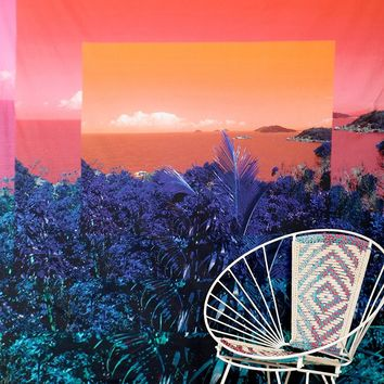Magical Thinking Sunset Beach Tapestry - Urban Outfitters