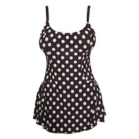 Polka Dots Swimsuit Made in USA
