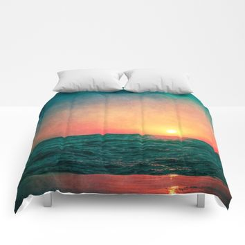 Fade Away Comforters by Faded  Photos