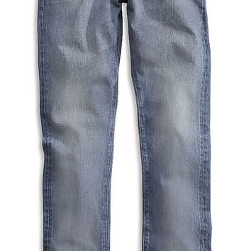 Lucky Brand 121 Heritage Slim Mens Straight Jeans - Augite