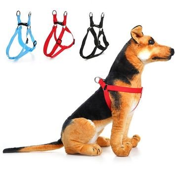 3 Color Pet Harnesses