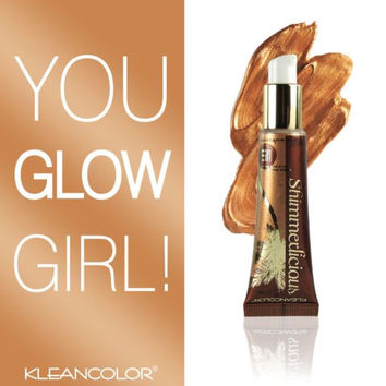 Shimmerlicious Glow Body & Face Bronzer