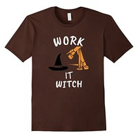 Work it Witch Exotic Dancer Tee