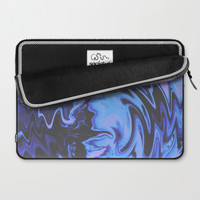 Drama Laptop Sleeve by duckyb
