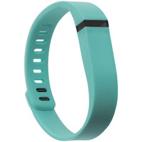 Fitbit Flex Replacement Wrist Band With Clasps Size Small - Mint Green