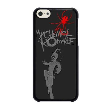 my chemical romance black parade 2 iphone 5c case cover  number 1