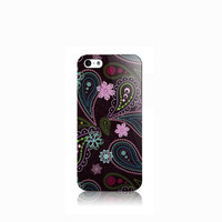 Funky Paisley Pattern iPhone iPhone 4 case, iPhone 5 case, iPhone 5c case, iPhone 6 case, Nexus 5 case, LG G3 case, Galaxy S5 case