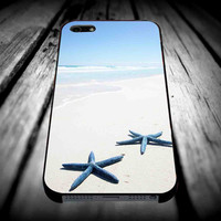 Starfish on the Beach Tropical iPhone 4/4s/5/5s/5c/6/6 Plus Case, Samsung Galaxy S3/S4/S5/Note 3/4 Case, iPod 4/5 Case, HtC One M7 M8 and Nexus Case **