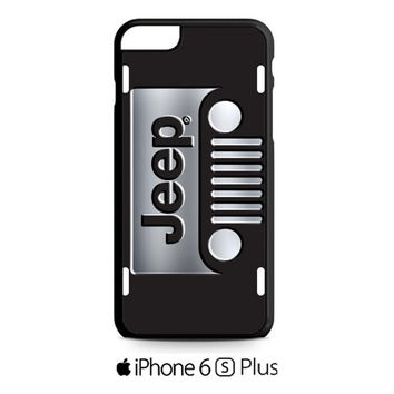 Jeep iPhone 6S  Plus  Case