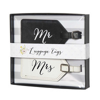 True Love Luggage Tags